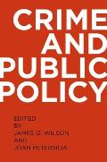 Crime and Public Policy (Revised)