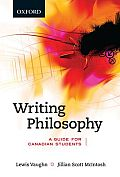 Writing Philosophy (Canadian) (09 - Old Edition)