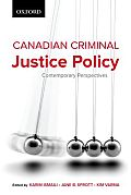 Canadian Criminal Justice Policy (12 Edition)