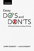 Essay Do's and Don'ts (13 Edition)