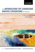 Anthology of Canadian Native Literature in English (4TH 13 Edition)