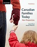 Canadian Families Today (3RD 14 Edition)