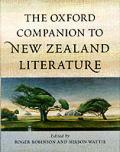 The Oxford Companion to New Zealand Literature
