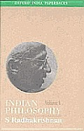 Indian Philosophy Volume One