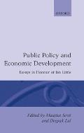 Public Policy and Economic Development: Essays in Honour of Ian Little