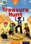 Project X Origins: Gold Book Band, Oxford Level 9: Pirates: Treasure Hunt