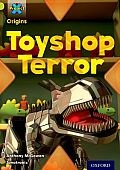 Project X Origins: Lime Book Band, Oxford Level 11: Trapped: Toyshop Terror
