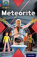 Project X Origins: Dark Blue Book Band, Oxford Level 15: Top Secret: Meteorite