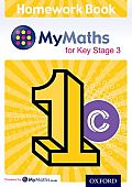 Mymaths: For Key Stage 3: Homework Book 1c
