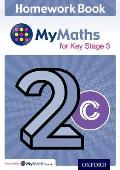 Mymaths for KS3 Homework Book 2C Single