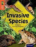Oxford Reading Tree Treetops Infact: Level 13: Invasive Species