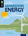 Oxford Reading Tree Treetops Infact: Level 20: Generation Energy