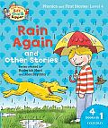 Oxford Reading Tree Read with Biff, Chip and Kipper: Level 4 Phonics and First Stories: Rain Again and Other Stories