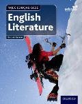 Wjec Eduqas Gcse English Literature: Student Book