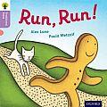 Oxford Reading Tree Traditional Tales: Level 1+: Run, Run!