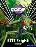 Project X Code: Bugtastic Bite Fright