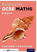Edexcel Gcse Maths Higher Teacher Companion
