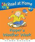 Read at Home: First Skills: Kipper's Weather Week