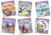 Oxford Reading Tree: Level 1+: More Songbirds Phonics: Pack (6 Books, 1 of Each Title, Including Free Teaching Notes)