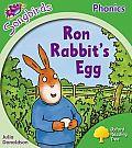 Oxford Reading Tree: Level 2: More Songbirds Phonics: Ron Rabbit's Egg