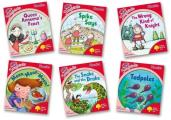 Oxford Reading Tree Songbirds Phonics: Level 4: Mixed Pack of 6