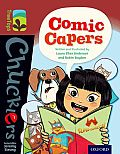 Oxford Reading Tree Treetops Chucklers: Level 15: Comic Capers