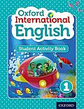 Oxford International English Student Activity Book 1