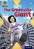 Project X Origins: Grey Book Band, Oxford Level 13: Shocking Science: The Greenville Giant