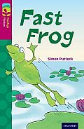 Oxford Reading Tree Treetops Fiction: Level 10 More Pack B: Fast Frog