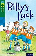 Oxford Reading Tree Treetops Fiction: Level 12 More Pack A: Billy's Luck