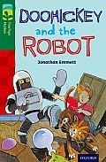 Oxford Reading Tree Treetops Fiction: Level 12 More Pack B: Doohickey and the Robot