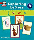 Project X: Phonics: Red Exploring Letters 6