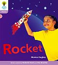 Oxford Reading Tree: Level 1+: Floppy's Phonics Non-Fiction: Rocket