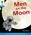 Oxford Reading Tree: Level 3: Floppy's Phonics Non-Fiction: Men on the Moon