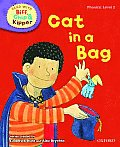 Oxford Reading Tree Read with Biff, Chip, and Kipper: Phonics: Level 2: Cat in a Bag