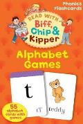 Oxford Reading Tree Read With Biff, Chip, and Kipper: Alphabet Games