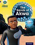 Project X: Alien Adventures: Purple: The Sands of Akwa