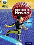 Project X: Alien Adventures: Purple: Holo-Board Havoc