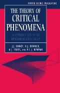 The Theory of Critical Phenomena