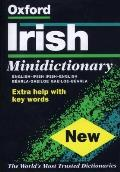 Oxford Irish Minidictionary