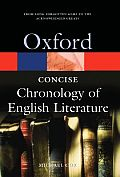 Concise Oxford Chronology of English Literature