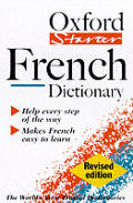 Oxford Starter French Dictionary