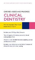 Oxford Assess and Progress: Clinical Dentistry