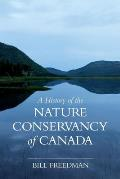 History of the Nature Conservancy of Canada