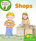 Oxford Reading Tree: Level 2: Floppy's Phonics: Shops