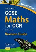 Gcse Maths for Ocr Foundation Revision Guide