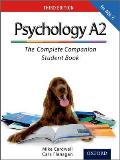 Complete Companions: A2 Student Book for Aqa a Psychology