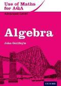 Use of Maths for Aqa Algebra