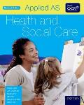 Applied As Health & Social Care Student Book for Ocr