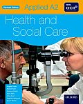 Applied A2 Health & Social Care Student Book for OCR